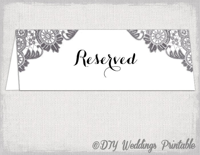 table tent card template word