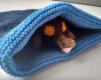 Rat Snuggle Sack - Small Animal Cage Accessory