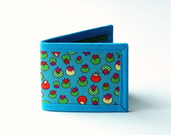 Tomato Billfold - Vegan Friendly Wallet