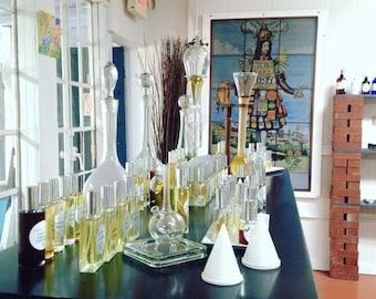 Jardin des hesperides eau de parfum 100ml made with essential oils - Natural Perfume