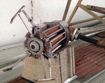 Half life 2 gravity gun replica