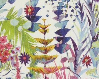 Linen, Liberty, flowers, summer, Tresco Linen