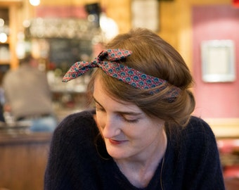 Liberty of London fabric headband