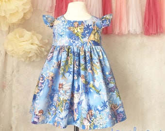 Flower Fairies Handmade Dress