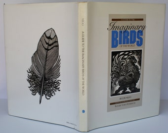 1st Ed. - A Guide to the Imaginary Birds of the World by Joe Nigg - Apple-Wood Books 1984, 1st edition - Vintage Book - first edition