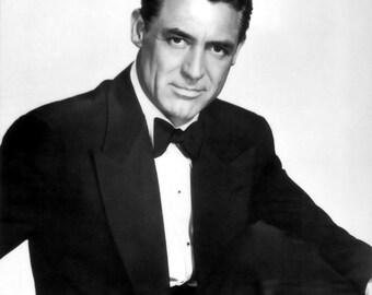 Cary Grant Tuxedo Hollywood Poster Art Photo 11x14