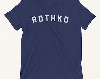 MARK ROTHKO Shirt, Mark Rothko, Rothko Shirt, Rothko, Artist Gift, Artist Shirt, Gifts for Artists, Teacher Shirt