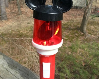 Disney, Disney on Ice, Reflector, Light Wand,Mickey Mouse, Circus, Circus memorabilia
