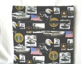 US Army Scooter Armrest Bag