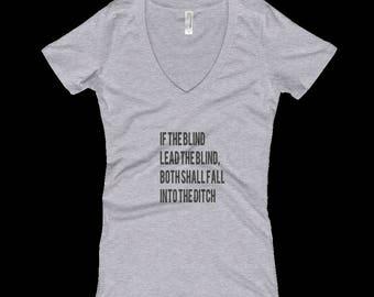 Christian Apparel - Christian T Shirt - Christian Shirt - Womens Apparel - Ladies Apparel - Scripture Shirt