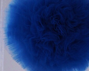 Tulle Pom Pom Decorations,Navy Blue pom pom decoration,wedding decoration,party decoration