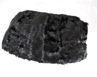Vintage Fur Muff Purse