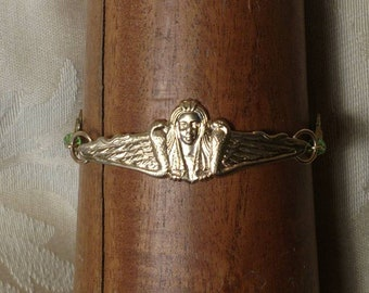 Egyptian Revival Bracelet No. 1
