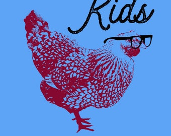 KIDS Mary Chicken Tee