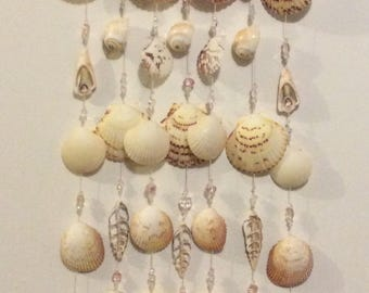 Exotic handmade wall hanging /wind chime