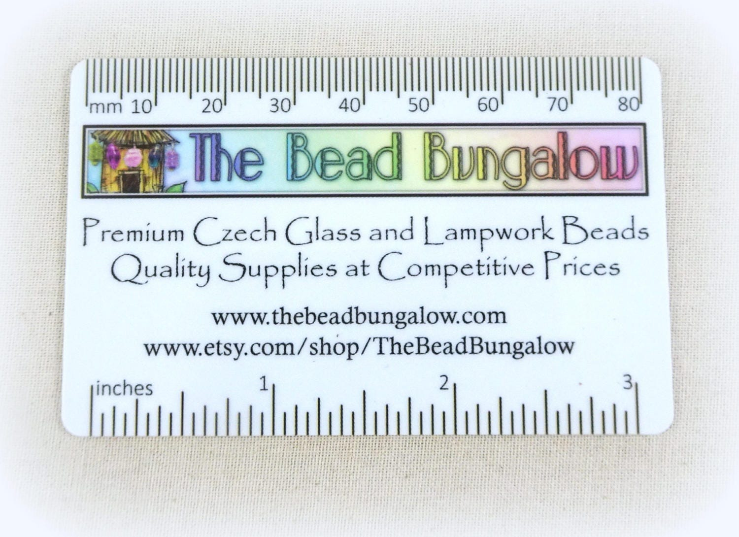 Jewelry Makers Tool, Measuring Guide - Tool for Measuring Beads ...