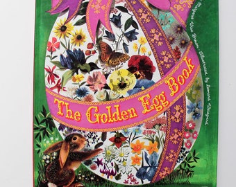 The Golden Egg Book by Margaret Wise Brown 1990