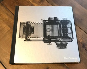 Vintage Life Library Of Photography The Camera Book By The Editors of Time-Life Books