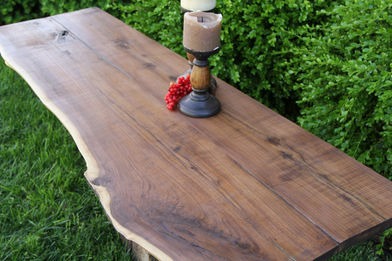Ready To Go Wooden Slab Table Tops Desk Shelving And