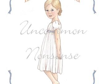 Alice in Wonderland, Paper Doll