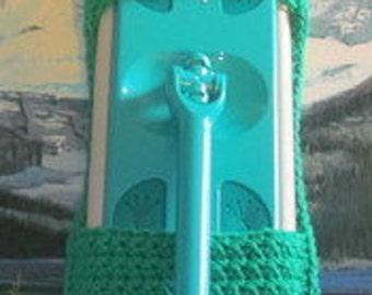 SMCS 001 Hand crochet swiffer mop cover