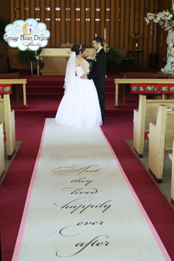 Aisle Runner Wedding Aisle Runner Custom Aisle Runner //Non