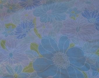 Vintage Floral Flat Full Sheet