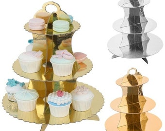 how heavy is a 3 tier wedding cake tiered cupcake stand etsy 15401