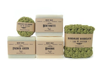 Husband Gift Set Fathers Gifts for Men Birthday Gift For Boyfriend Men Anniversary Gift Soap Hubby Gift Idea