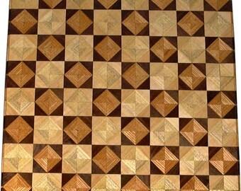 Conseil d'échecs en 8TS KY café-Wal Hb-érable