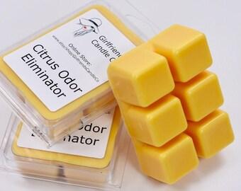 Citrus Odor Eliminator Scented Wax Melt