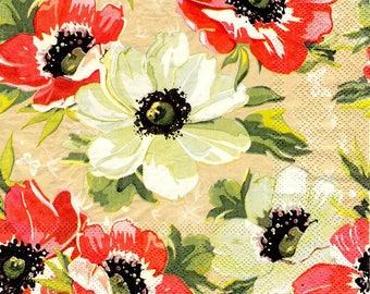 paper flower (244) towel