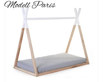 Montessori Bed crib cot bed model Paris