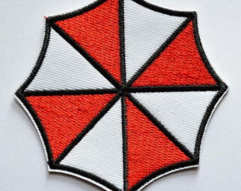 RESIDENT EVIL - Umbrella  logo  patch