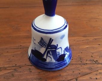 DELFT - Elesva Holland 829 Porcelain Bell