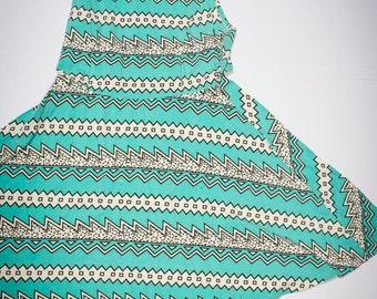 Vintage dress stretch cotton and lycra size 40