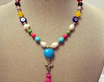 Love and Faith Necklace