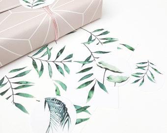 Stationary Kit, Botanical