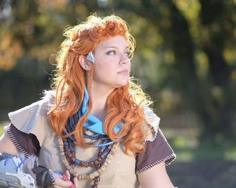 Aloy Horizon Zero Dawn Cosplay Costume Videogame