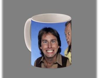 Three's Company Coffee Cup #1115