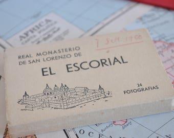 "Photographic Souvenir de ""El Escorial"" Anni ' 60-Spain"