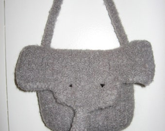 Instructions for Ella the Elephant Bag
