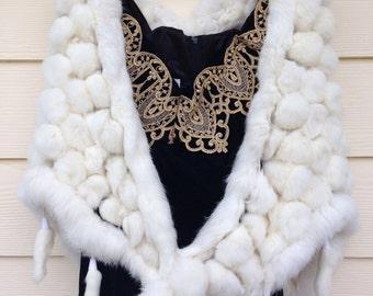 Vintage fur Shaw