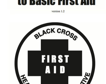 An Activist's Guide to Basic First Aid zine