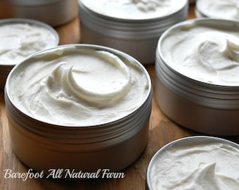 Magic Melting Body Butter All Natural Ingredients with Shea Butter, Kokum Butter, Jojoba Oil and Essential Oils