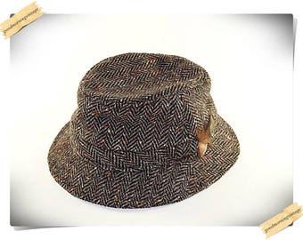 FoxFord Irish Tweed Fedora