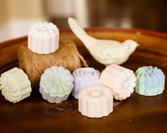 Aromatherapy Shower Bombs - Natural Handmade Shower Steamers, Shower Fizzies, Shower Tablets, Shower Melts, Shower Fizzy, Shower Soothers