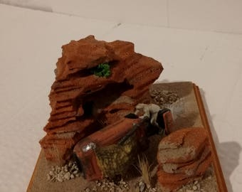 Star Wars Diorama/ Scene / Handcrafted / Diy
