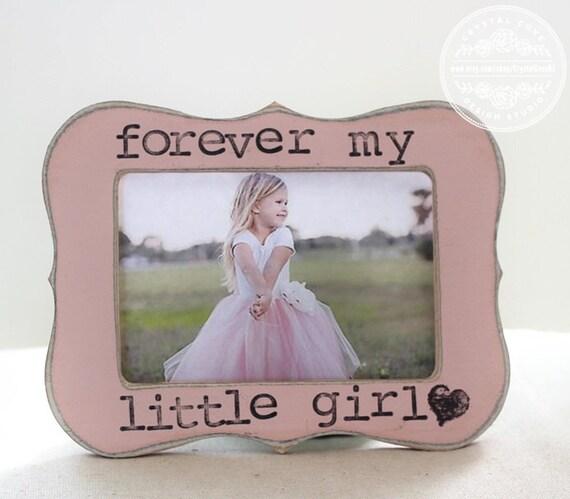 Gift for Daughter Forever My Little Girl Birthday Gift