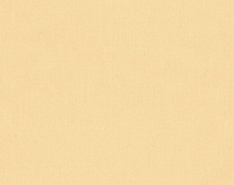Mustard - Kona Cotton - Robert Kaufman 100% solid cotton quilt weight fabric Fat Quarters quilting dressmaking UK Shop